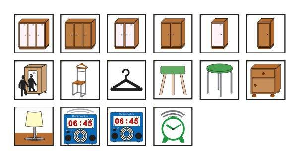 Wohn- / Schlafbereich