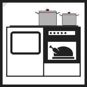Gemeinschafts-Küche